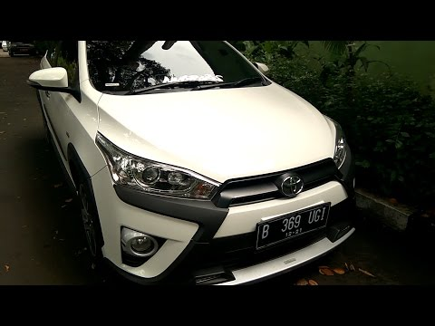 toyota yaris trd cvt brand new camry price in nigeria depth tour heykers indonesia sportivo start up review