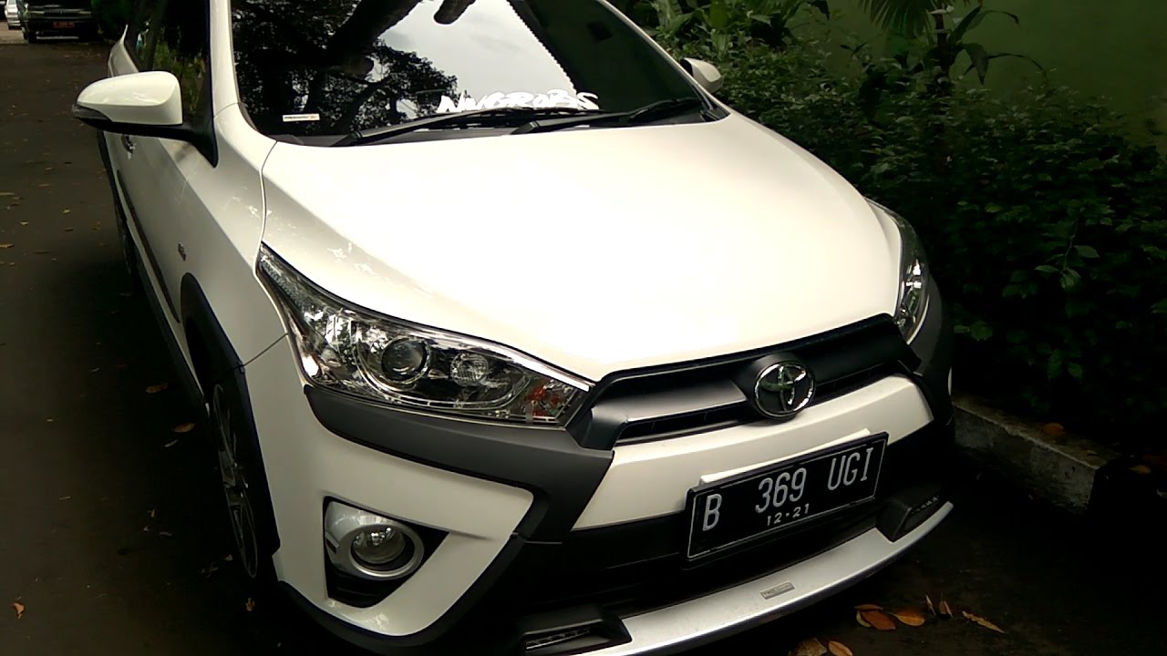 Toyota Yaris Trd Heykers Grand New Veloz 1.5 Matic Sportivo Cvt Start Up In Depth Review Indonesia Youtube
