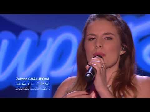 SUPERSTAR - Zuzana Chalupová - Believe (Ella Henderson)