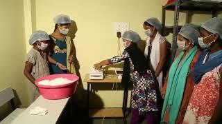 Sanitary Pad Production with Yuva Nestham