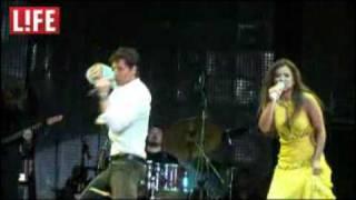 Ани Лорак зажигает с Сакисом Рувасом