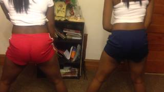 GETUM GIRLZ DOING THE BBE CHALLENGE