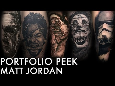 Porfolio Peek - Matt Jordan
