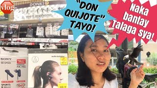 Don Quijote JAPAN | japan vlog | housewife in Japan | JAPAN