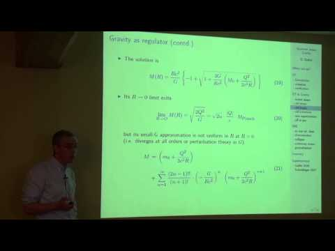 Evening Lecture B: Quantum versus Gravity (International Winter School on Gravity and Light 2015)
