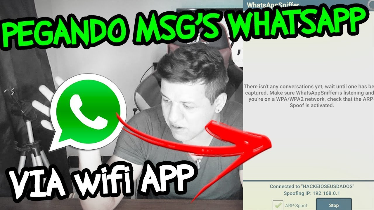 para que serve o whatsapp sniffer