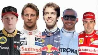 Formula 1 2013: F1 season preview