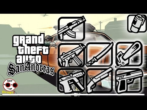HOW TO GET WEAPONs AT THE EARLY GAME | GTA San Andreas Android