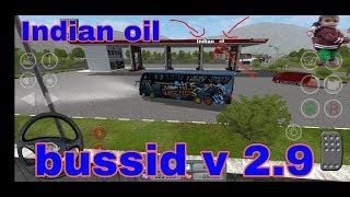 New Indian oil .bussid v 2.9