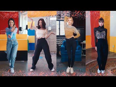Tik Tok BLACKPINK Dance Awsome Galaxy A
