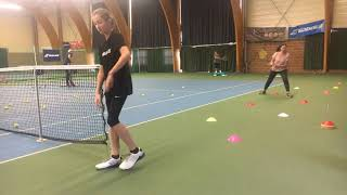 Cardio Tennis - USO Mondeville - Session 2018/2019