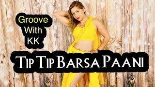 Tip Tip Barsa Paani | Mohra | Akshay Kumar & Raveena | Easy Dance | Yoga Poses | Fitness
