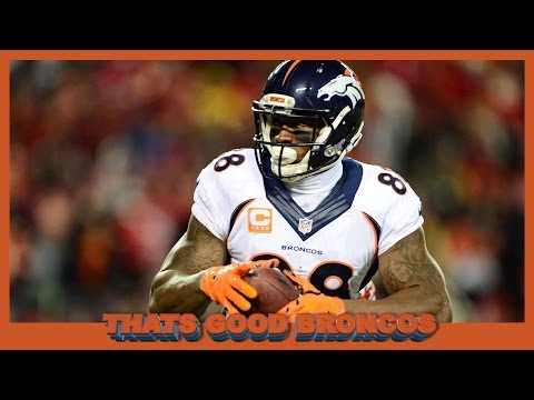 Broncos sign Demaryius Thomas to five-year, $70M contract