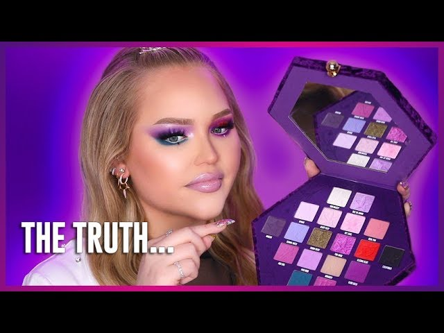 JEFFREE STAR Blood Lust Collection Review... THE TRUTH!