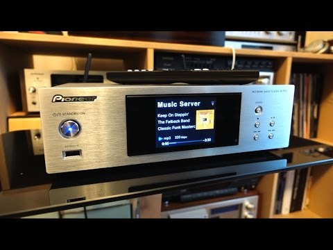 Using a Hi-Res Audio player to resurrect my ripped CDs (Part 1) - Pioneer NP-01S