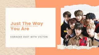 Just The Way You Are Duet With VICTON