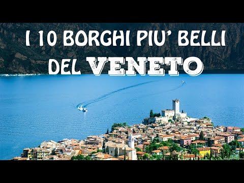 I 10 BORGHI più belli del VENETO | Borghi più belli d'Italia