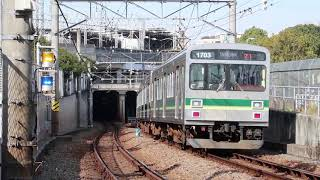 多摩川駅 東急多摩川線