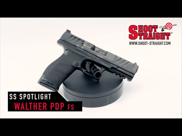 Walther PDP FS - Shoot Straight Spotlight