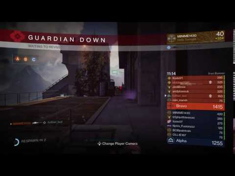 Destiny - Dirty Spawn Sniper