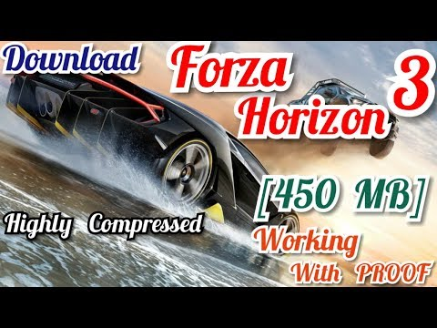 [450 MB] Download Forza Horizon 3 : Highly Compressed - Working with PROOF