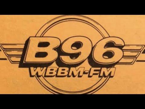 WBBM-FM B96 Chicago - Station Composite - 1983 - Radio Aircheck