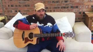 Wham/Travis-Last Christmas-Acoustic Guitar Lesson(Easy).
