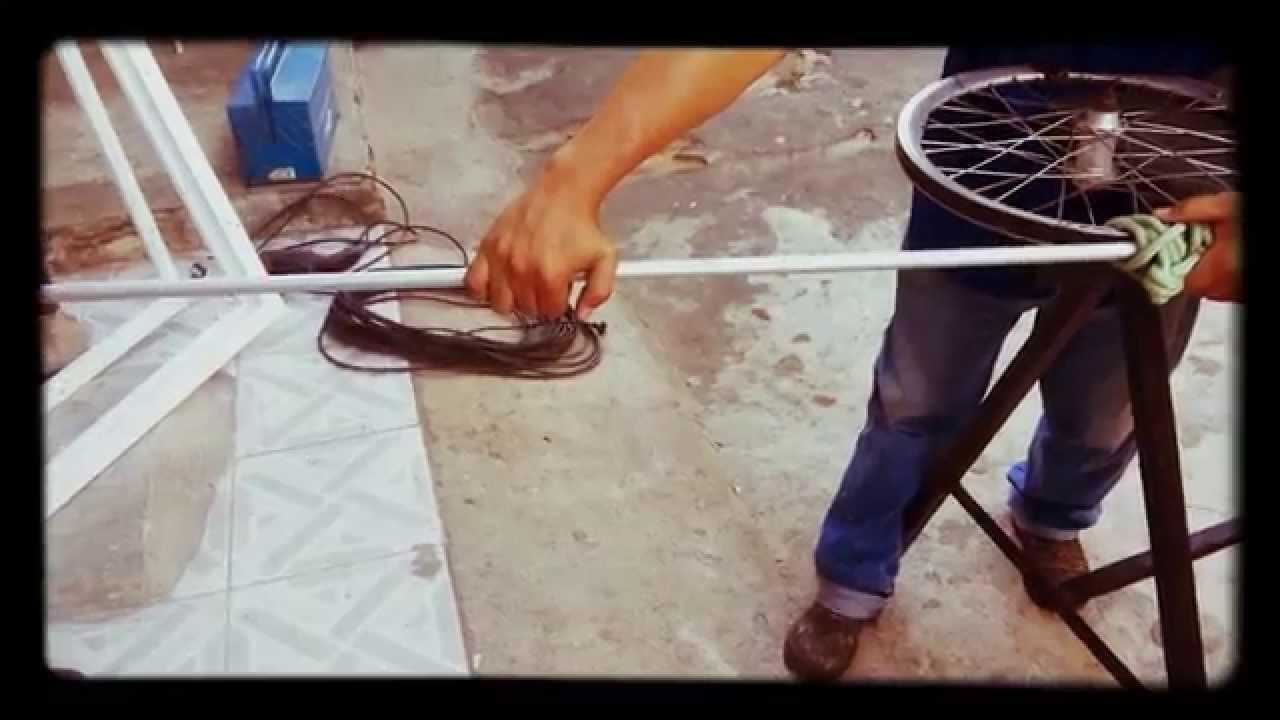 Como curvar tubos de alum nio em casa youtube - Tubo de aluminio ...