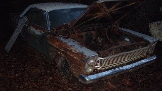 Ford Galaxie back from the Dead