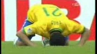 Brazil Player Fred