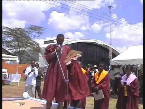 Kenya Aeronautical College's Graduation Day 1st Graduation Day