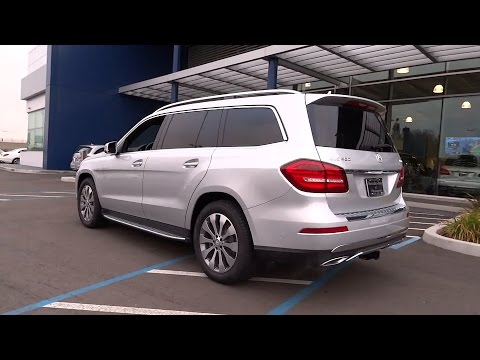 2017 Mercedes-Benz GLS Pleasanton, Walnut Creek, Fremont, San Jose, Livermore, CA 17-0149