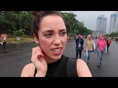 INDONESIA VLOG #1   First days in JAKARTA