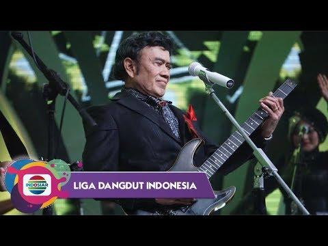 Wow.. Kereen! Rhoma Irama Ciptakan Lagu Baru 'Liga Dangdut' Hanya Untuk LIDA