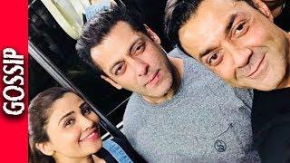 Salman Khan Heads To Bangkok for Race 3 Shoot - Latest Bollywood News 2018