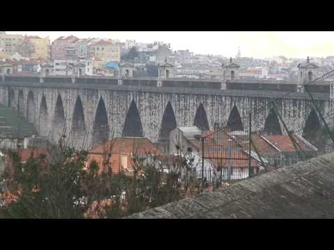Aqueduct of the Free Waters Lisboa Portugal