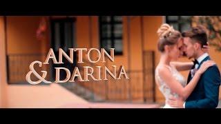 Свадебный клип Антон & Дарина