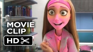 Big Hero 6 MOVIE CLIP - Meet The Team: Honey Lemon (2014) - Genesis Rodriguez Movie HD