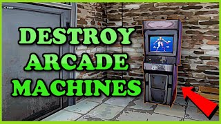 Destroy Arcade Machines Daily Quest | Fortnite Save The World Guide