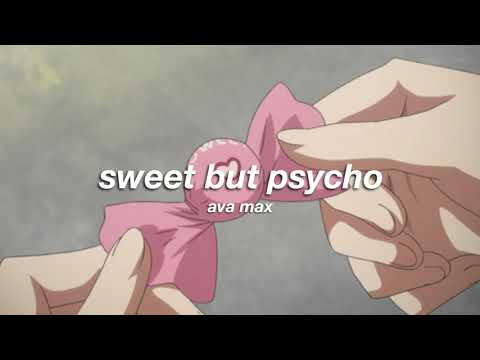 ava max - sweet but psycho (slowed + reverb) ✧