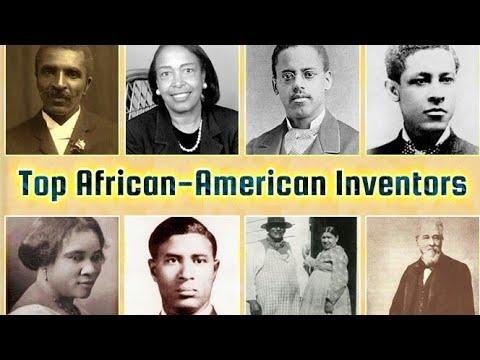 TOP AFRICAN AMERICAN INVENTORS
