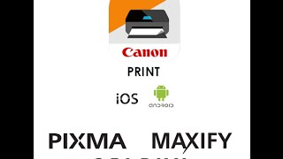 Canon Inkjet Selphy App - Registering printer to Wifi with smart device