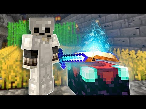 Building A Farm For Magic Enchanting! - Minecraft Survival Gameplay