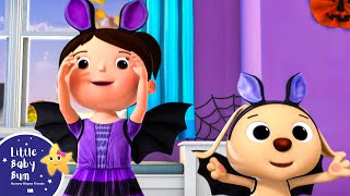 Halloween is Dress Up Time | Halloween Songs For Kids | ABCs and 123s! | Learn with Little Baby Bum