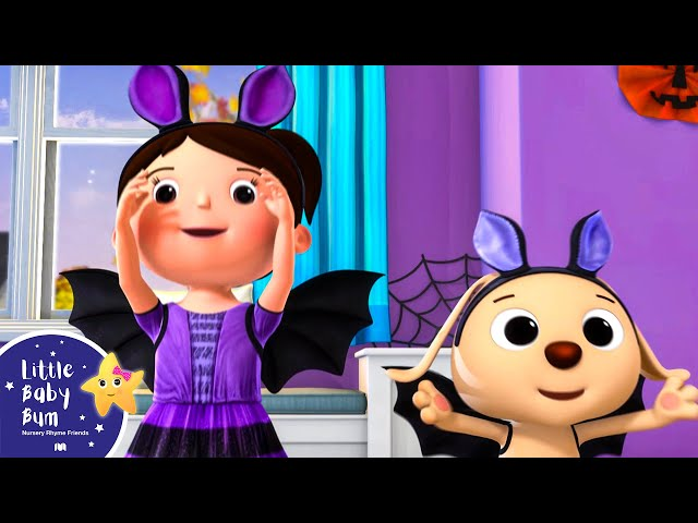 Halloween is Dress Up Time | Halloween Songs For Kids | BRAND NEW! | Little Baby Bum