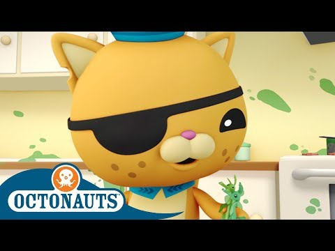 Octonauts - Leafy Sea Dragons In Danger! | Cartoons for Kids | Underwater Sea Education