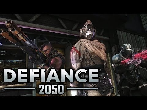 DEFIANCE 2050 & Dev Update Upcoming SciFi Shooter Game 2018
