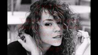 If It's Over - Mariah Carey - Lyrics