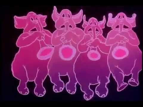 Pink Elephants On Parade Youtube