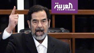 كيف علق جون نيكسون محقق الس اي ايه على تجربته مع صدام حسين؟